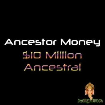 10 million Ancestor Money Joss Paper Bank Note