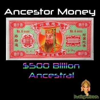 The $500 Billion Ancestral Notes