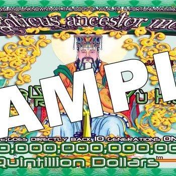 The Jade Emperor Ancestral Lineage Liberation $4 Quintillion